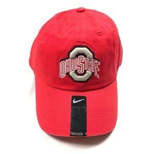 5cdc5303a5d Nike Accessories - NWT Nike Ohio State University OSU Dad Hat Unisex